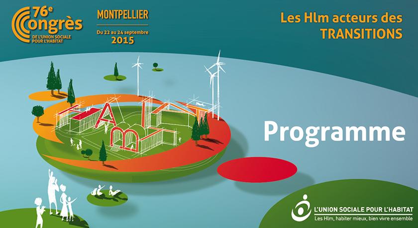 Pandat au Congrès HLM @Montpellier / 22-23 septembre 2015