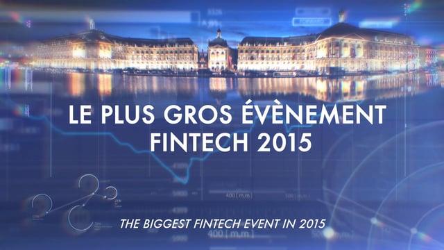 Bordeaux #Fintech – 7 octobre 2015