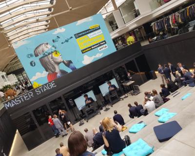 France Fintech R:Evolution : La venue de Pandat Finance à Station F !