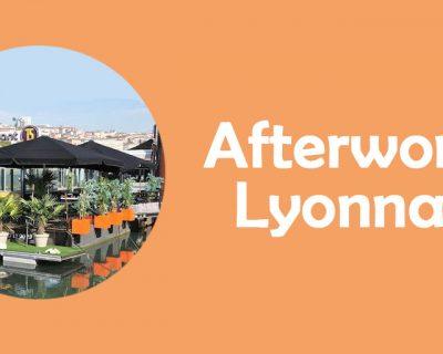 Retrouvez-nous sur Lyon le 13 juin pour un afterwork