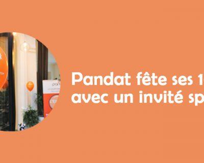 Pandat Finance fête ses 10 ans avec un invité spécial !