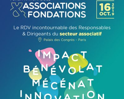 PANDAT FINANCE participera au Forum National des Associations et Fondations