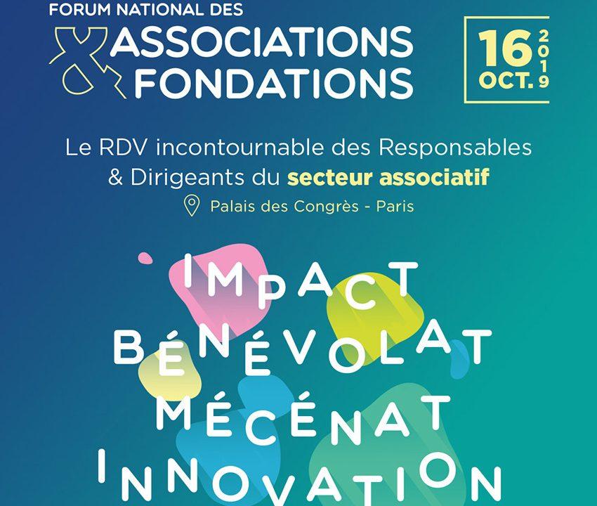 PANDAT FINANCE participera au Forum National des Associations et Fondations