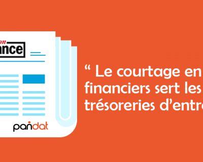 [Option Finance] Le courtage en services financiers sert les trésoreries d'entreprises