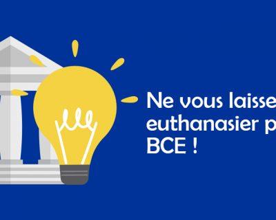 [WIKI] Ne vous laissez pas euthanasier par la BCE!