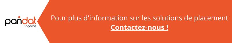 Pour plus d'information sur les solutions de placements, contactez nous !