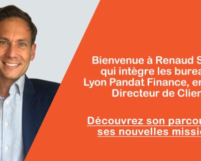 Bienvenue à Renaud Schmit qui intègre Pandat Finance